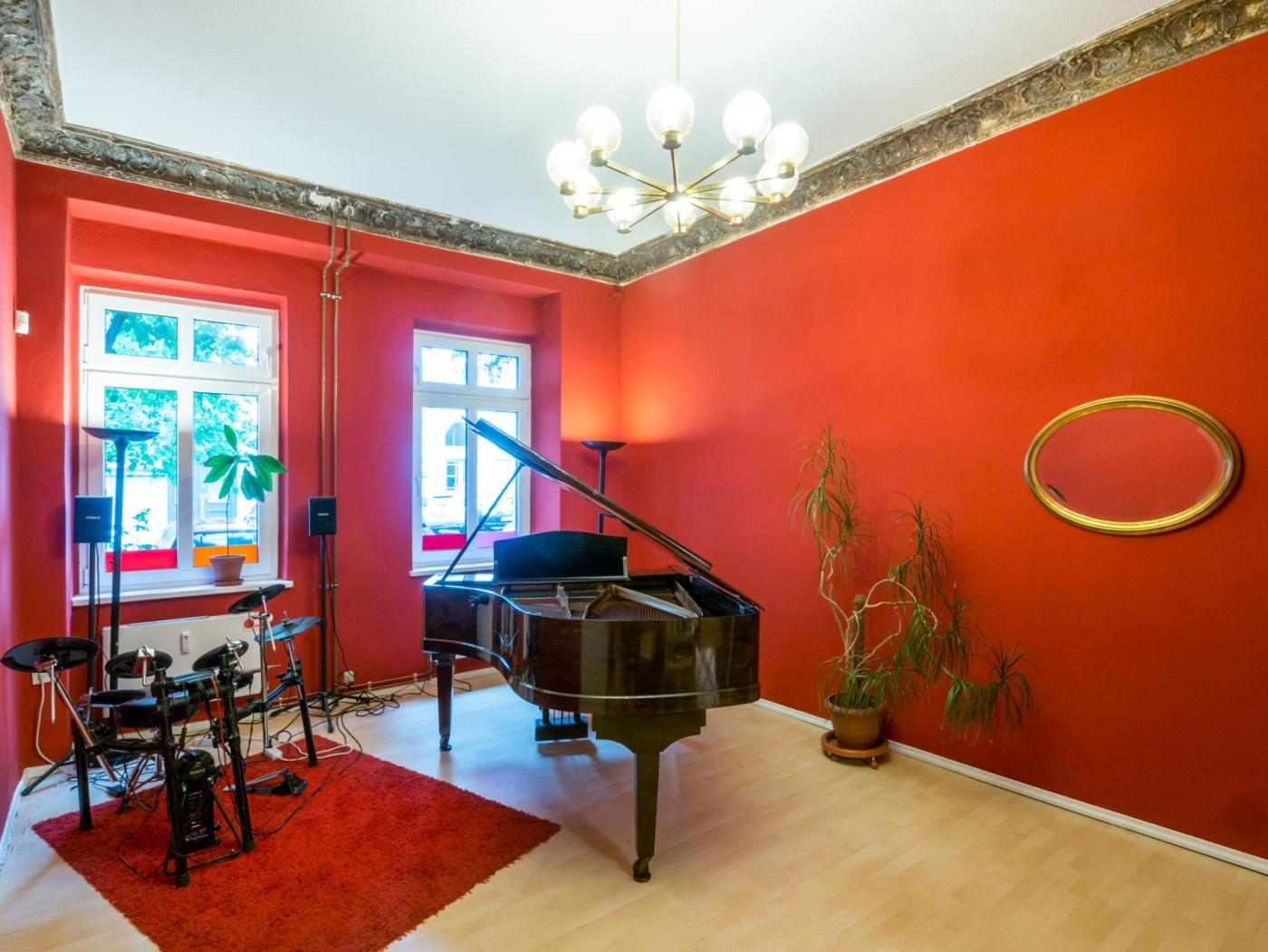 Tomatenklang - Innenraumaufnahmen