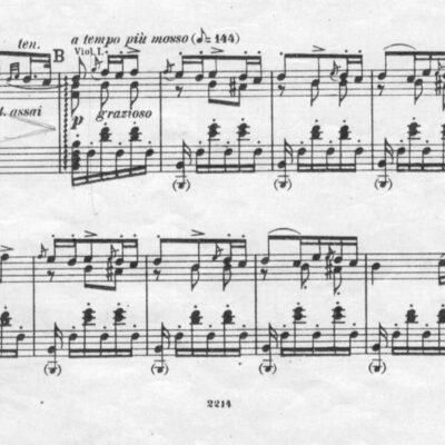 Noten-Musiktheorie